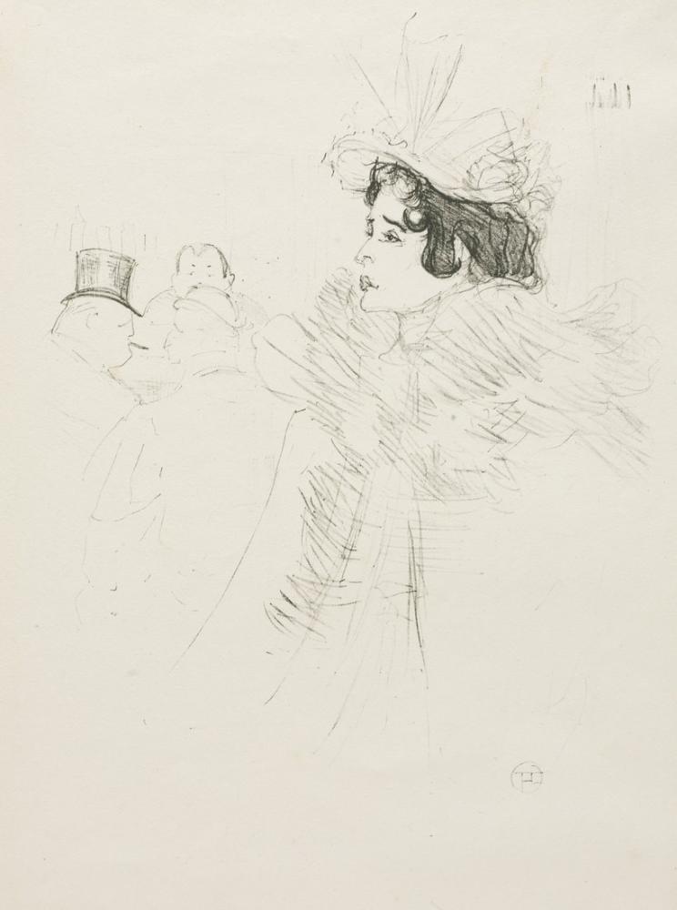Henri De Toulouse Lautrec Miss May Belfort, Canvas, Henri de Toulouse-Lautrec, kanvas tablo, canvas print sales