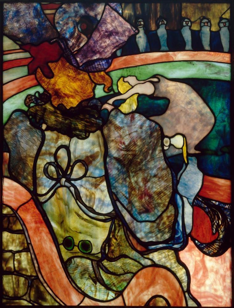 Henri De Toulouse Lautrec Yeni Sirkte Papa Krizantem, Figür, Henri de Toulouse-Lautrec, kanvas tablo, canvas print sales