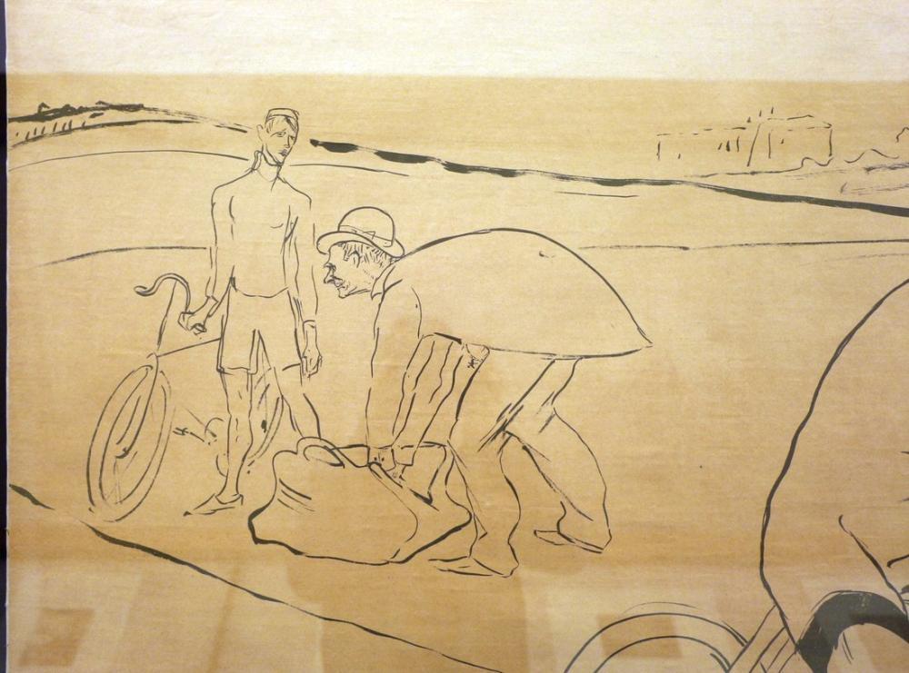 Henri De Toulouse Lautrec Cycle Mickael I, Figure, Henri de Toulouse-Lautrec, kanvas tablo, canvas print sales