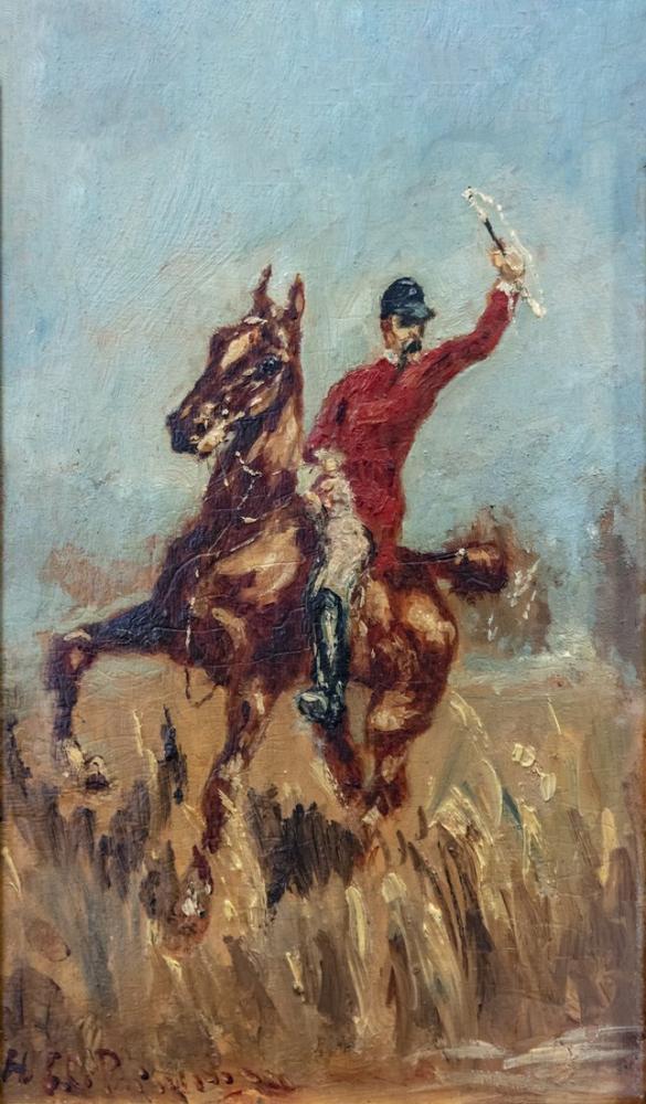 Henri De Toulouse Lautrec Mürettebat Inv doğru, Kanvas Tablo, Henri de Toulouse-Lautrec, kanvas tablo, canvas print sales