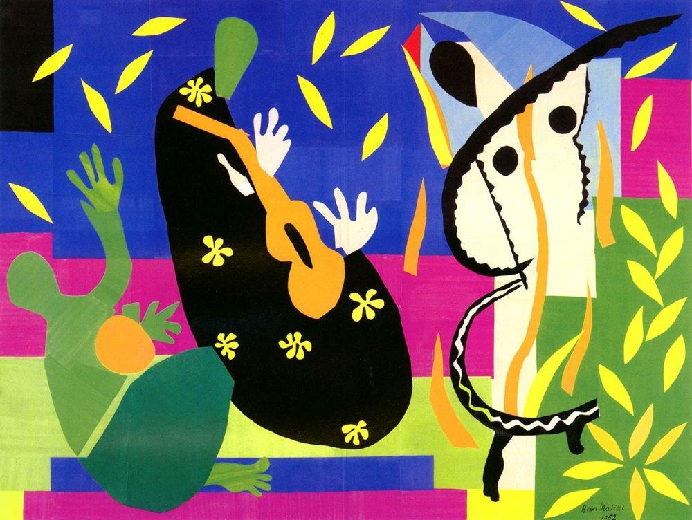 Henri Matisse Sorrow of the King Oil paintings, Canvas, Henri Matisse, kanvas tablo, canvas print sales