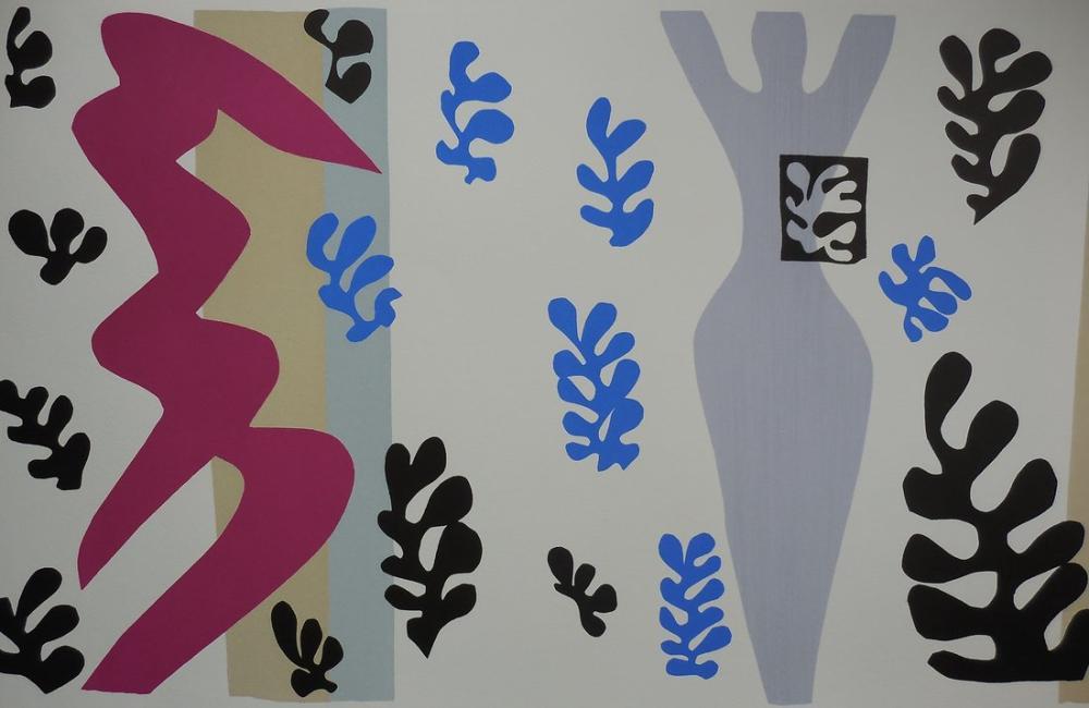 Henri Matisse Bıçak Fırçası, Kanvas Tablo, Henri Matisse, kanvas tablo, canvas print sales