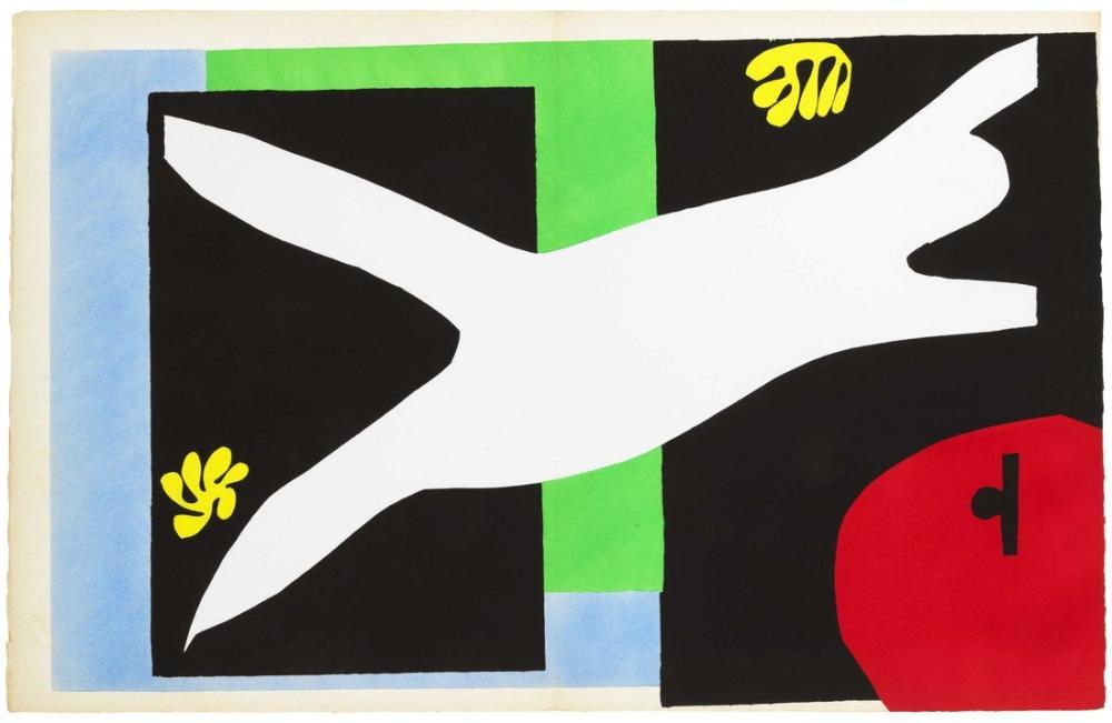 Henri Matisse Akvaryumdaki Yüzücü, Kanvas Tablo, Henri Matisse, kanvas tablo, canvas print sales