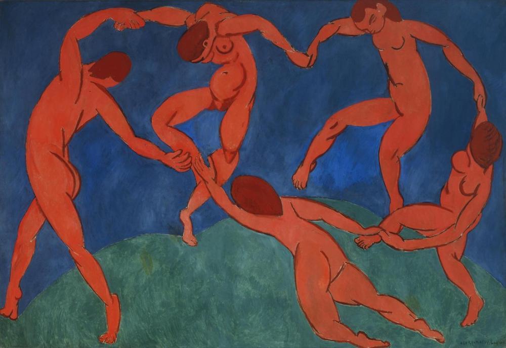 Henri Matisse Dans, Figür, Henri Matisse, kanvas tablo, canvas print sales