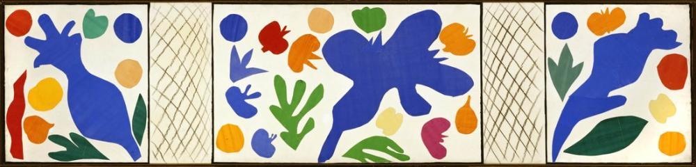 Henri Matisse Matisse The Wild Poppies, Canvas, Henri Matisse, kanvas tablo, canvas print sales
