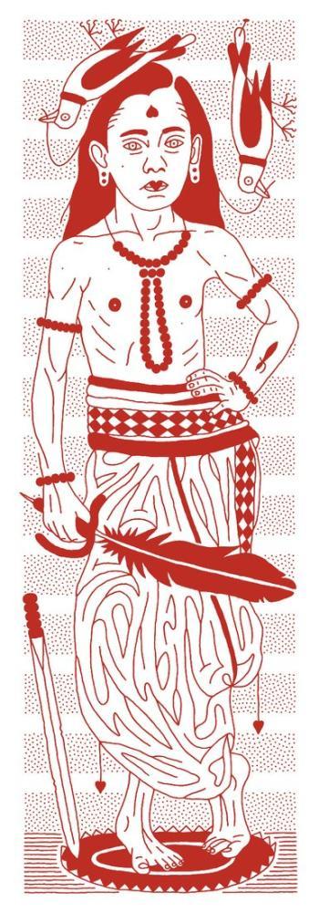 Henri Matisse Odalisque in Red Satin Pantaloons, Canvas, Henri Matisse