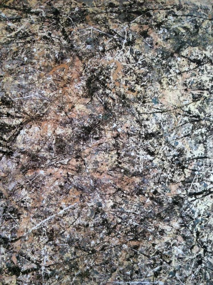 Jackson Pollock 1 Numaralı Lavanta Sisi, Kanvas Tablo, Jackson Pollock, kanvas tablo, canvas print sales