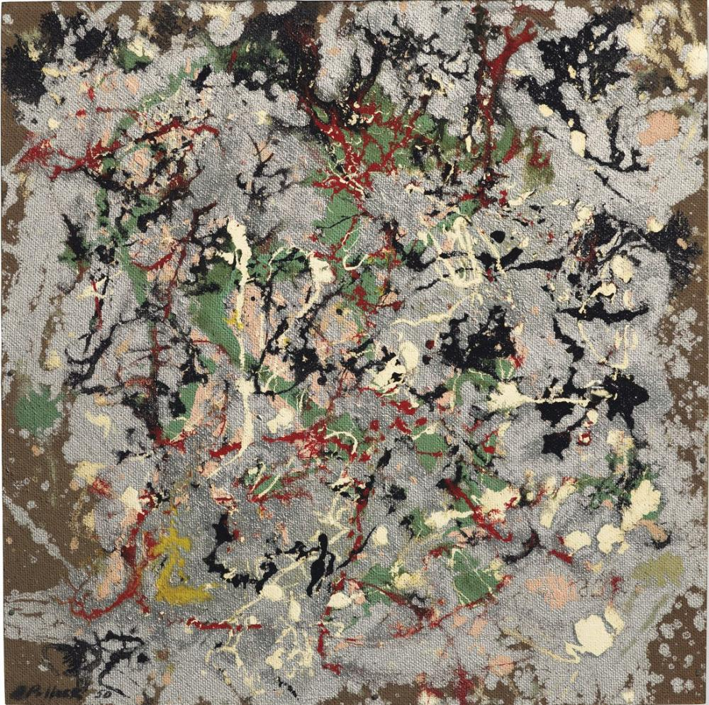 Jackson Pollock Number 21, Canvas, Jackson Pollock, kanvas tablo, canvas print sales