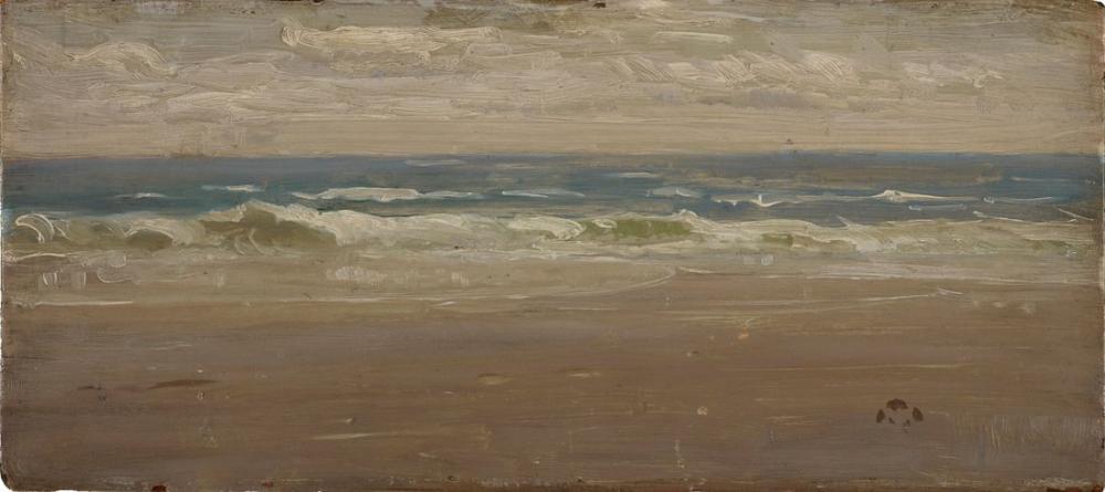 James Abbott McNeill Whistler, Deniz Manzarası, Kanvas Tablo, James Abbott McNeill Whistler, kanvas tablo, canvas print sales