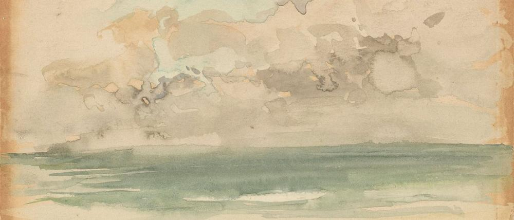 James Abbott McNeill Whistler, Watercolor Freer, Canvas, James Abbott McNeill Whistler, kanvas tablo, canvas print sales