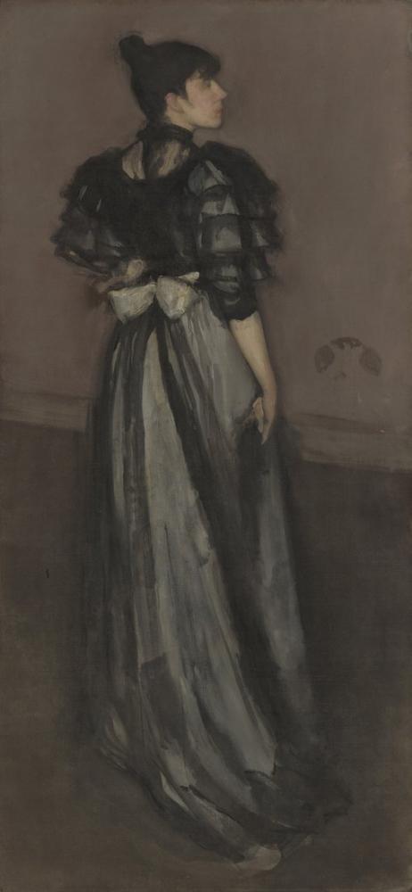James Abbott McNeill Whistler, Endülüs ün İncisi ve Gümüşü nün Annesi, Kanvas Tablo, James Abbott McNeill Whistler, kanvas tablo, canvas print sales