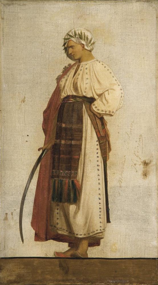 Jean Leon Gerome Vesoul, Orientalism, Jean-Léon Gérôme, kanvas tablo, canvas print sales