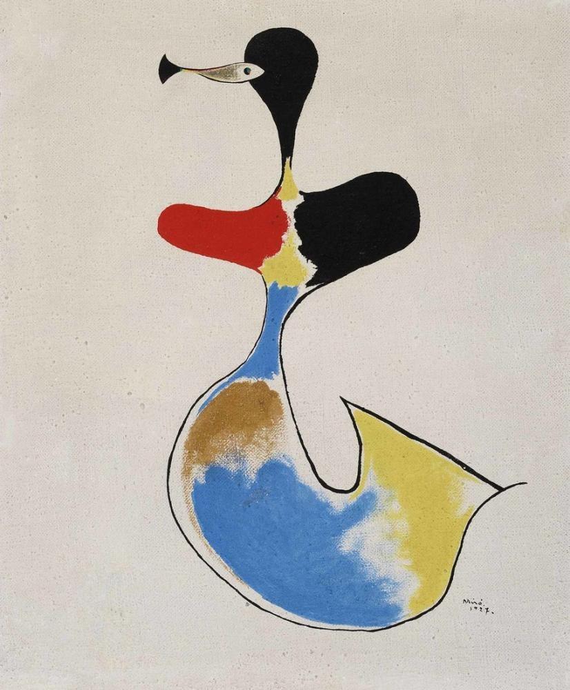Joan Miro Büyük Saray, Figür, Joan Miro, kanvas tablo, canvas print sales