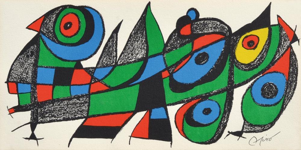 Joan Miro Japonya, Figür, Joan Miro, kanvas tablo, canvas print sales