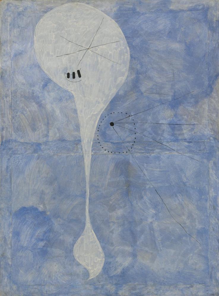 Joan Miro Karakter, Figür, Joan Miro, kanvas tablo, canvas print sales