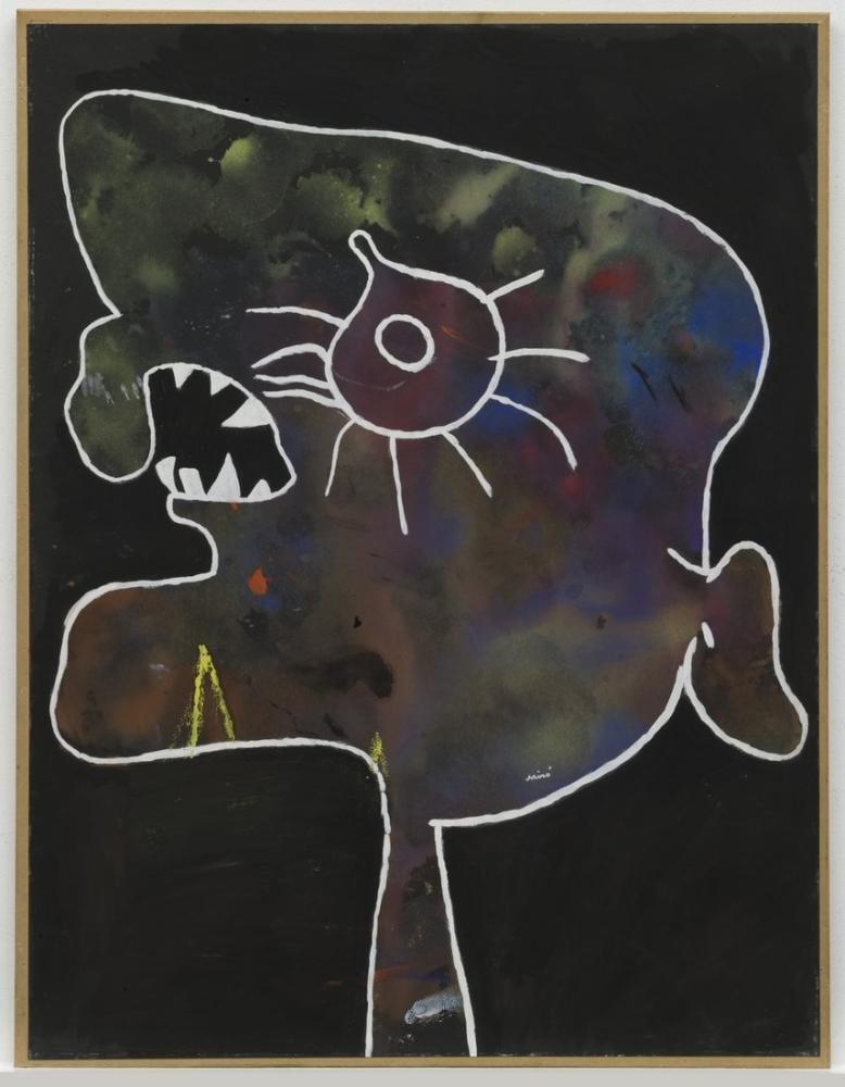 Joan Miro The Music Of Miro, Figure, Joan Miro, kanvas tablo, canvas print sales