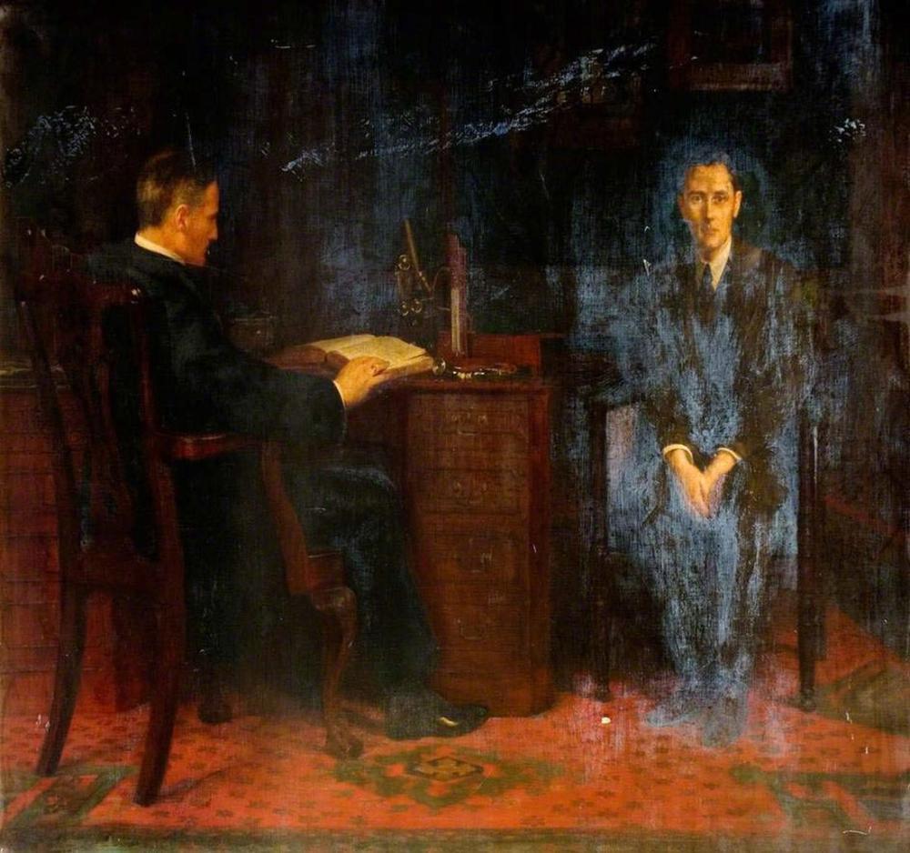 John Collier Ölüm Cezası, Kanvas Tablo, John Collier, kanvas tablo, canvas print sales