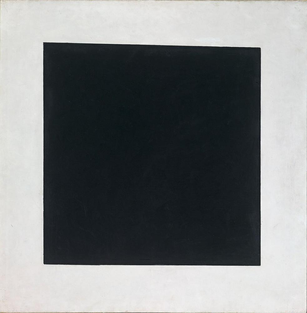 Kazimir Malevich The Black Square, Canvas, Kazimir Malevich, kanvas tablo, canvas print sales