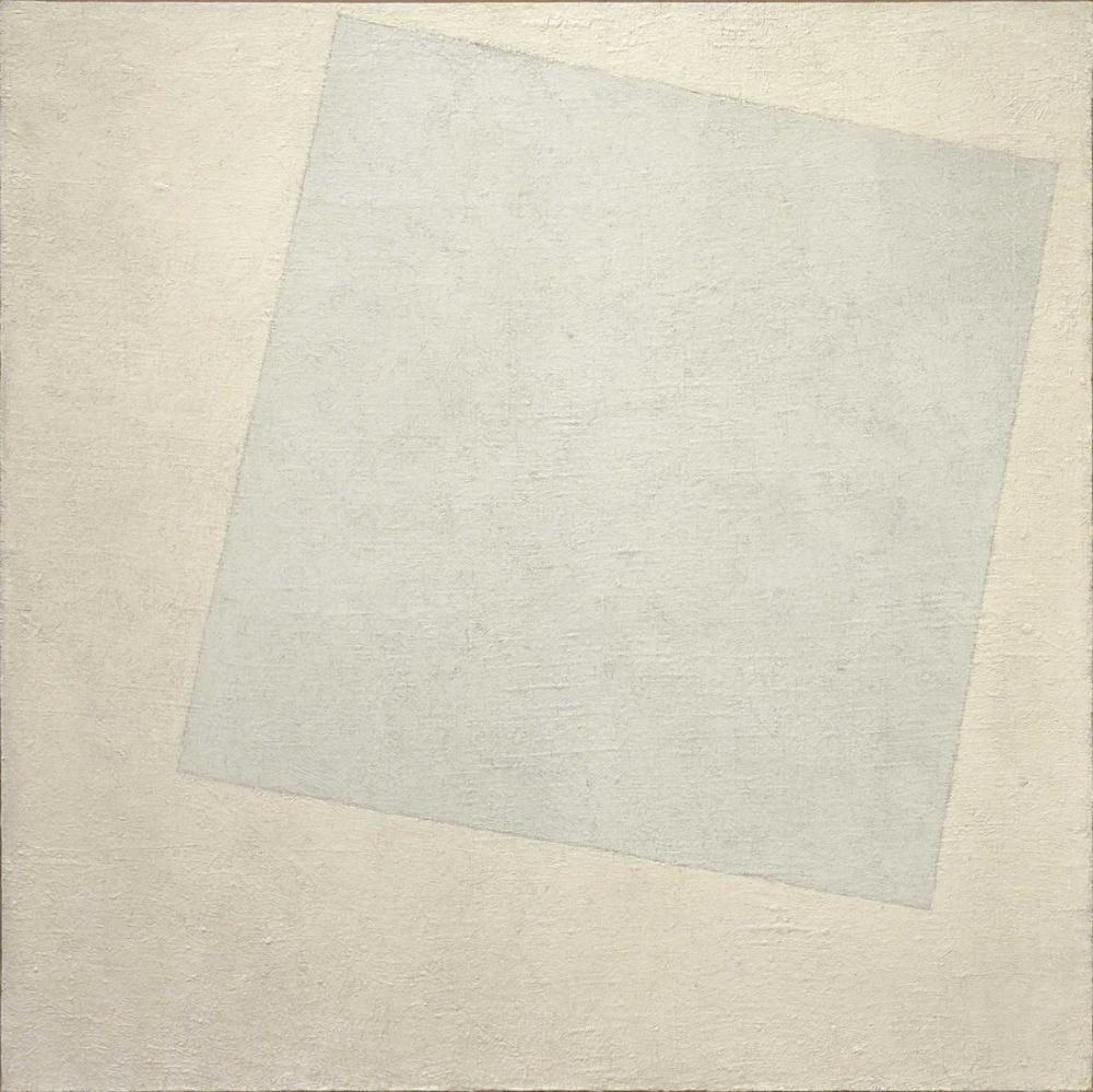 Kazimir Malevich Beyaz Beyaz, Kanvas Tablo, Kazimir Malevich, kanvas tablo, canvas print sales