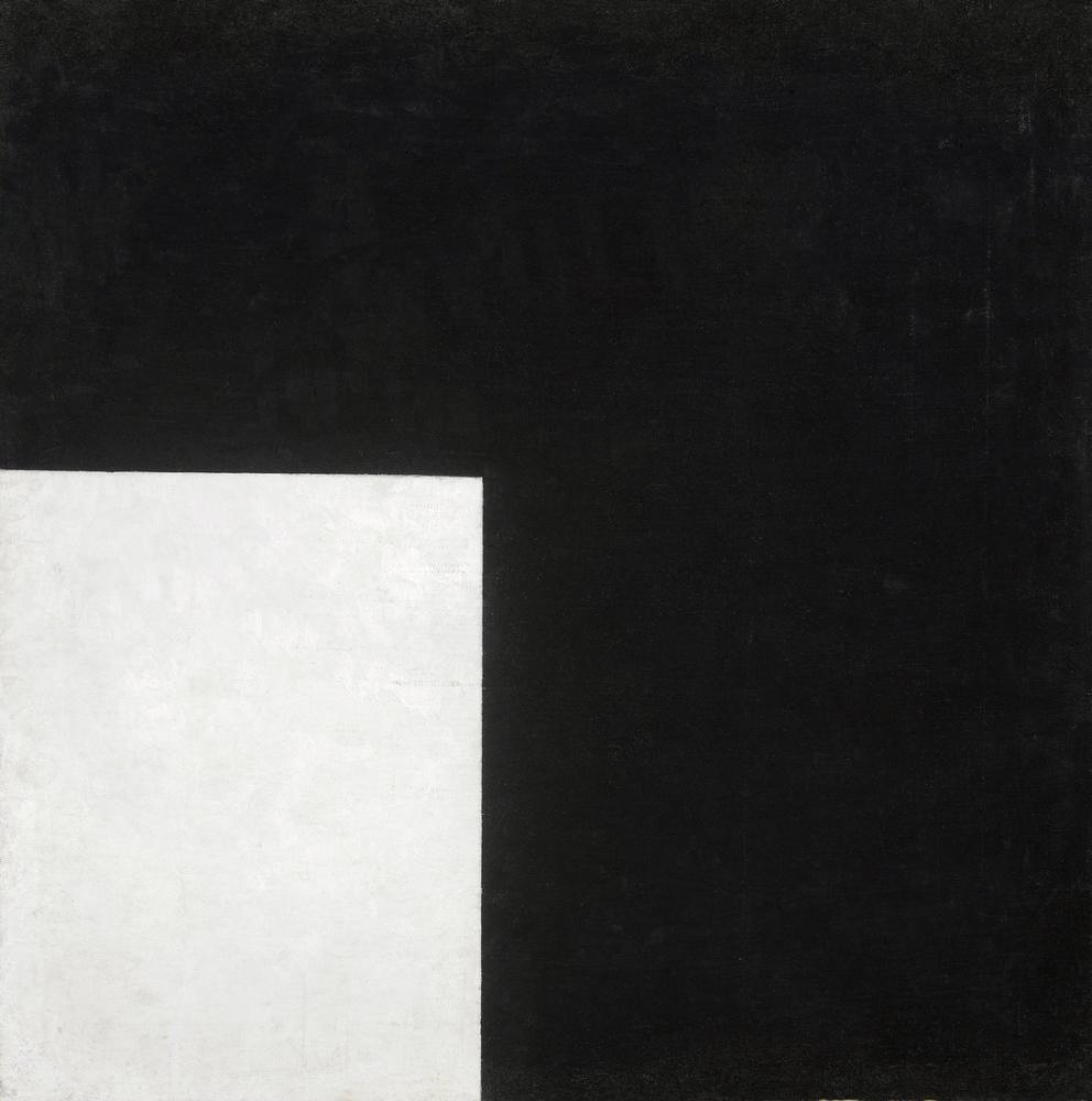 Kazimir Malevich Siyah Ve Beyaz, Kanvas Tablo, Kazimir Malevich, kanvas tablo, canvas print sales