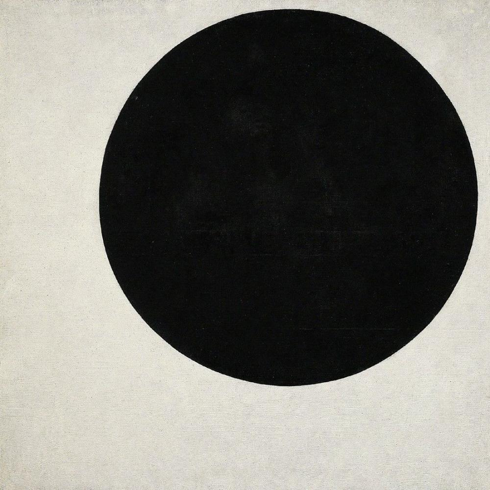 Kazimir Malevich Black Circle, Canvas, Kazimir Malevich, kanvas tablo, canvas print sales