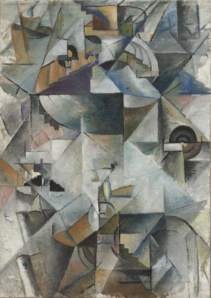 Kazimir Malevich Samovar, Canvas, Kazimir Malevich, kanvas tablo, canvas print sales
