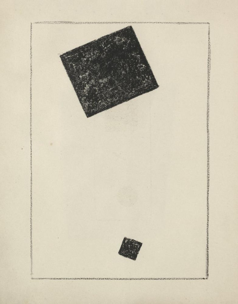 Kazimir Malevich Suprematism Sketch III, Canvas, Kazimir Malevich, kanvas tablo, canvas print sales