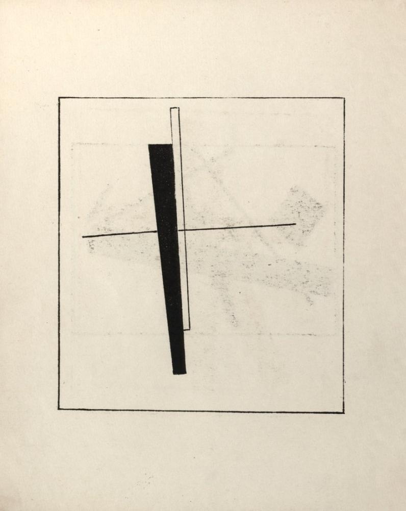 Kazimir Malevich Suprematism Sketch X, Canvas, Kazimir Malevich, kanvas tablo, canvas print sales