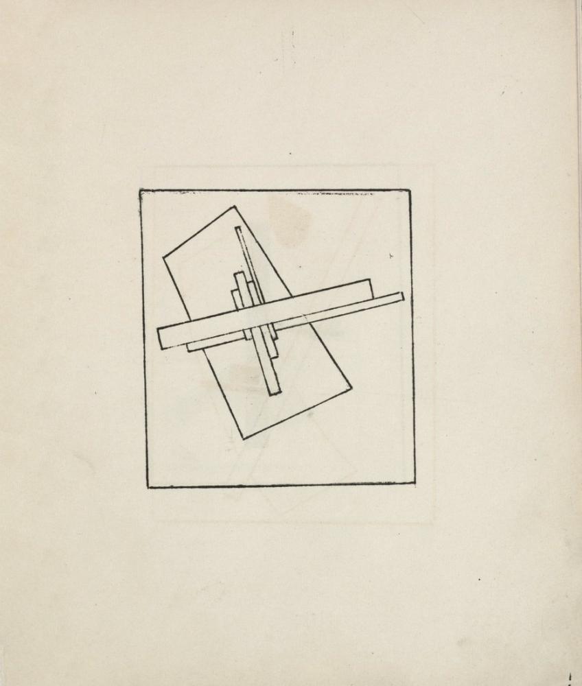 Kazimir Malevich Suprematizm Kroki XII, Kanvas Tablo, Kazimir Malevich, kanvas tablo, canvas print sales