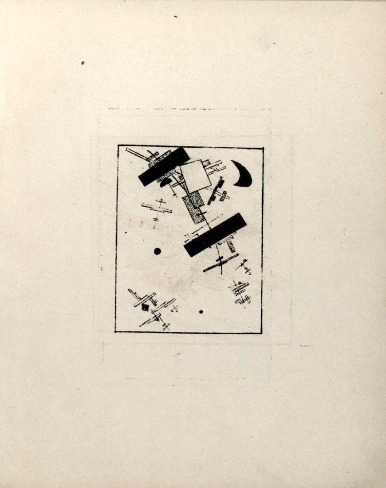 Kazimir Malevich Suprematism Sketch XIII, Canvas, Kazimir Malevich, kanvas tablo, canvas print sales