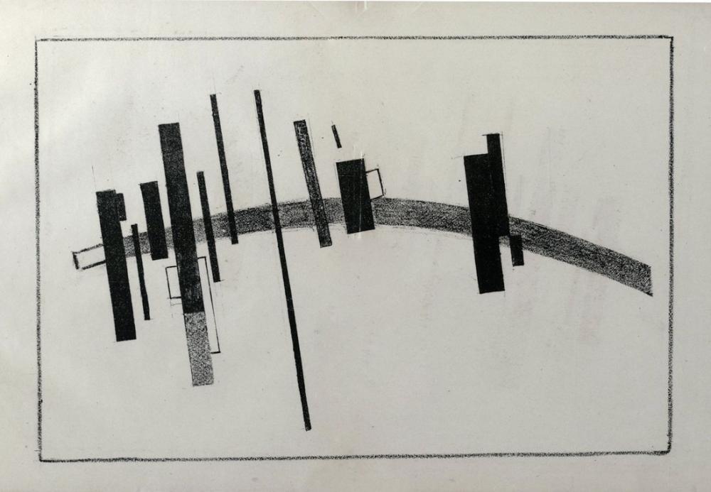 Kazimir Malevich Suprematism Sketch XX, Canvas, Kazimir Malevich, kanvas tablo, canvas print sales