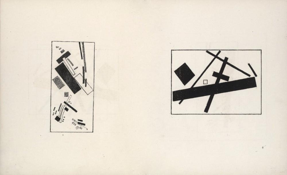 Kazimir Malevich Suprematism Sketch XXVII, Canvas, Kazimir Malevich, kanvas tablo, canvas print sales