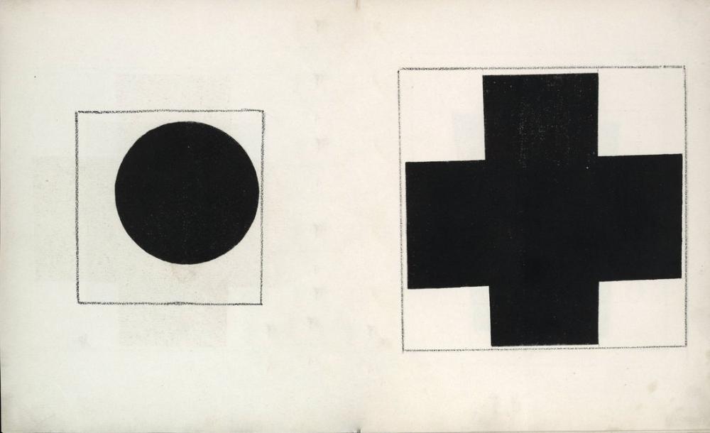 Kazimir Malevich Suprematism Sketch XXVIII, Canvas, Kazimir Malevich, kanvas tablo, canvas print sales