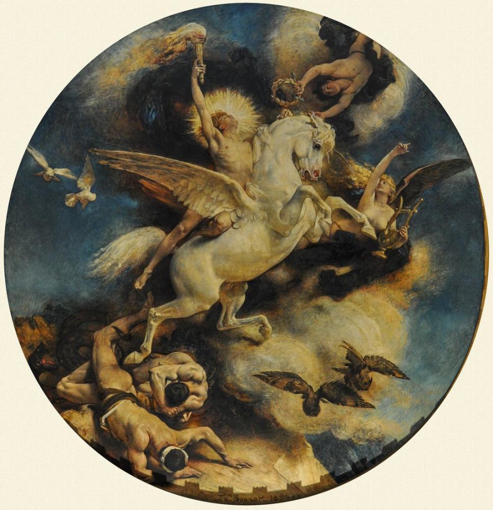 Leon Bonnat Heritage Day, Canvas, Léon Bonnat, kanvas tablo, canvas print sales
