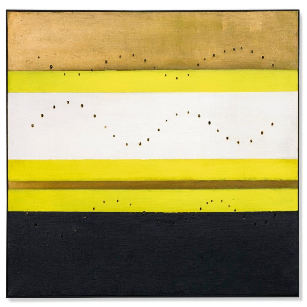 Lucio Fontana, Tavoletta Graffita, Kanvas Tablo, Lucio Fontana, kanvas tablo, canvas print sales