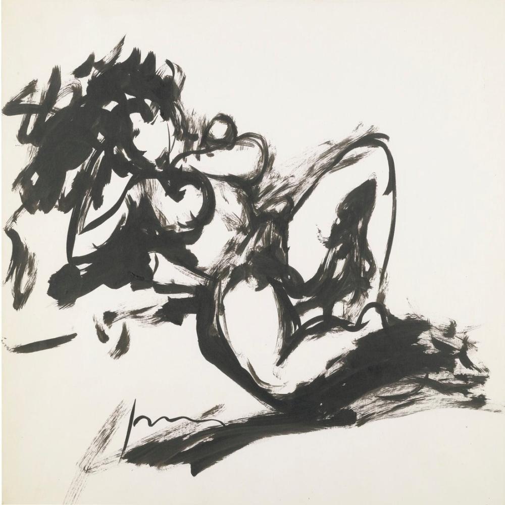 Lucio Fontana, Nudo femminile 9, Figür, Lucio Fontana, kanvas tablo, canvas print sales