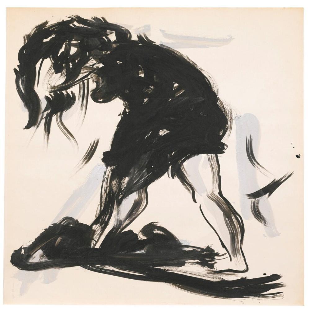 Lucio Fontana, Nudo femminile 8, Figür, Lucio Fontana, kanvas tablo, canvas print sales