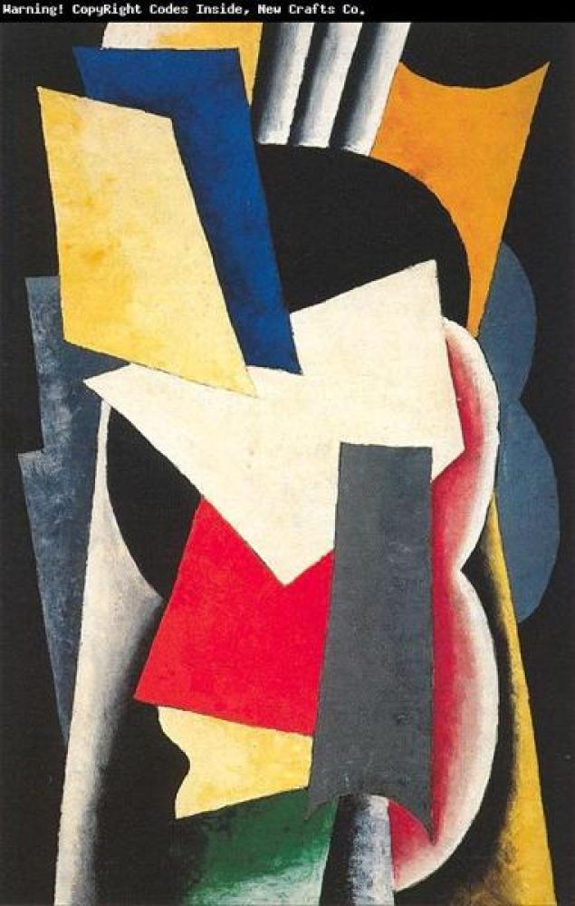 Lyubov Popova Still Life With Instruments, Canvas, Lyubov Popova, kanvas tablo, canvas print sales