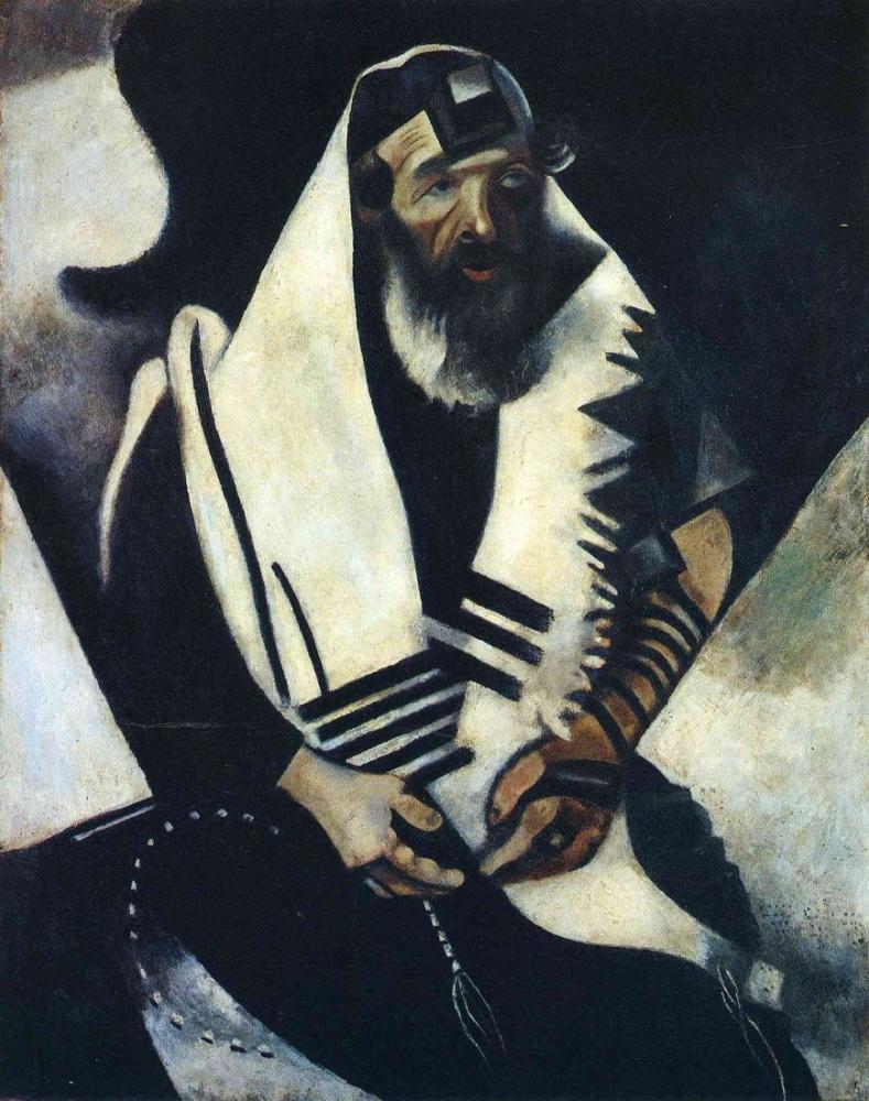 Marc Chagall Dua Eden Yahudi, Figür, Marc Chagall, kanvas tablo, canvas print sales