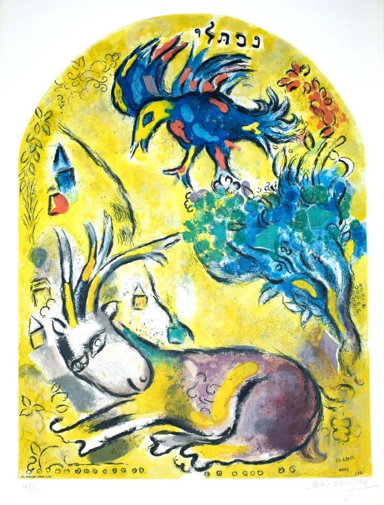 Marc Chagall Pencerelerden Kabilesi, Figür, Marc Chagall, kanvas tablo, canvas print sales