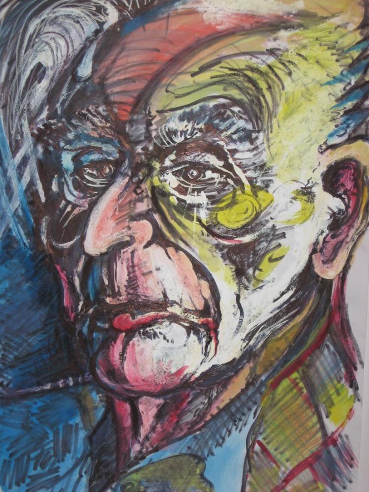 Marc Chagall Zbigniew Kresowaty, Figür, Marc Chagall, kanvas tablo, canvas print sales