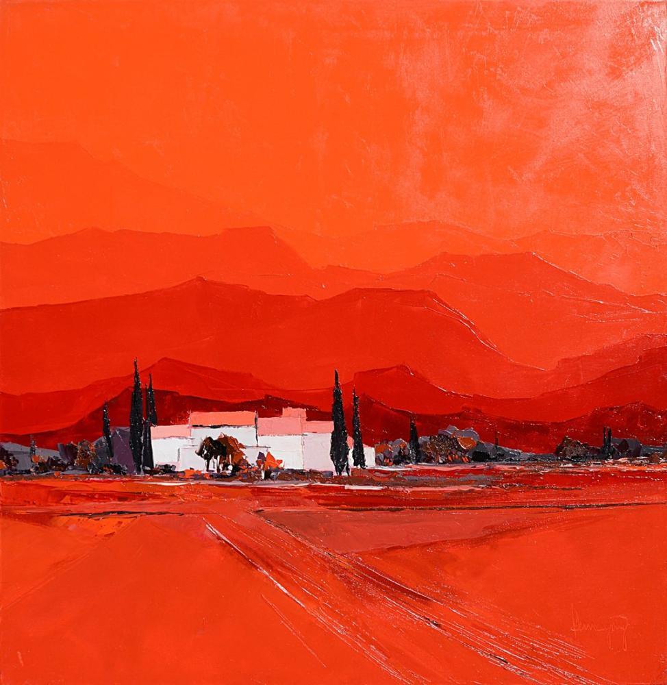 Marcel Demagny Sıcaklık, Kanvas Tablo, Marcel Demagny, kanvas tablo, canvas print sales