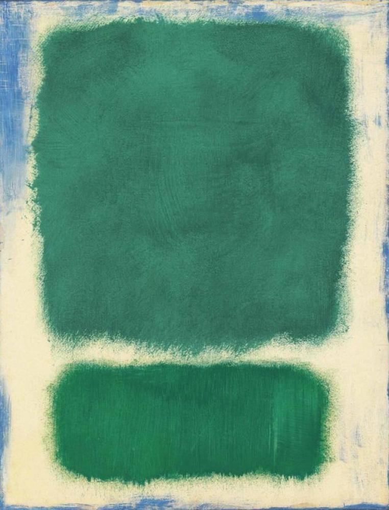 Mark Rothko Untitled Green, Canvas, Mark Rothko, kanvas tablo, canvas print sales