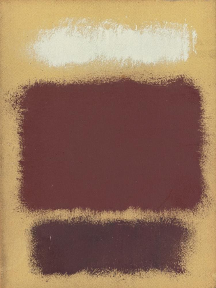 Mark Rothko Untitled 1962, Canvas, Mark Rothko, kanvas tablo, canvas print sales