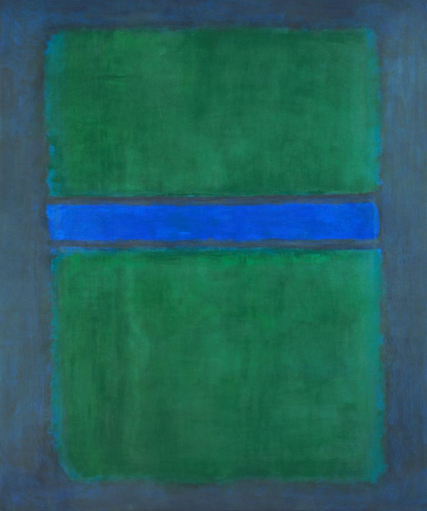 Mark Rothko İsimsiz 1957, Kanvas Tablo, Mark Rothko, kanvas tablo, canvas print sales