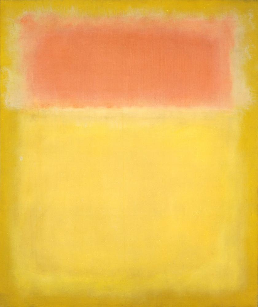 Mark Rothko İsimsiz 1951, Kanvas Tablo, Mark Rothko, kanvas tablo, canvas print sales