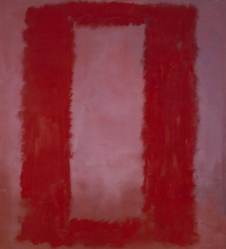 Mark Rothko İsimsiz, Kanvas Tablo, Mark Rothko, kanvas tablo, canvas print sales