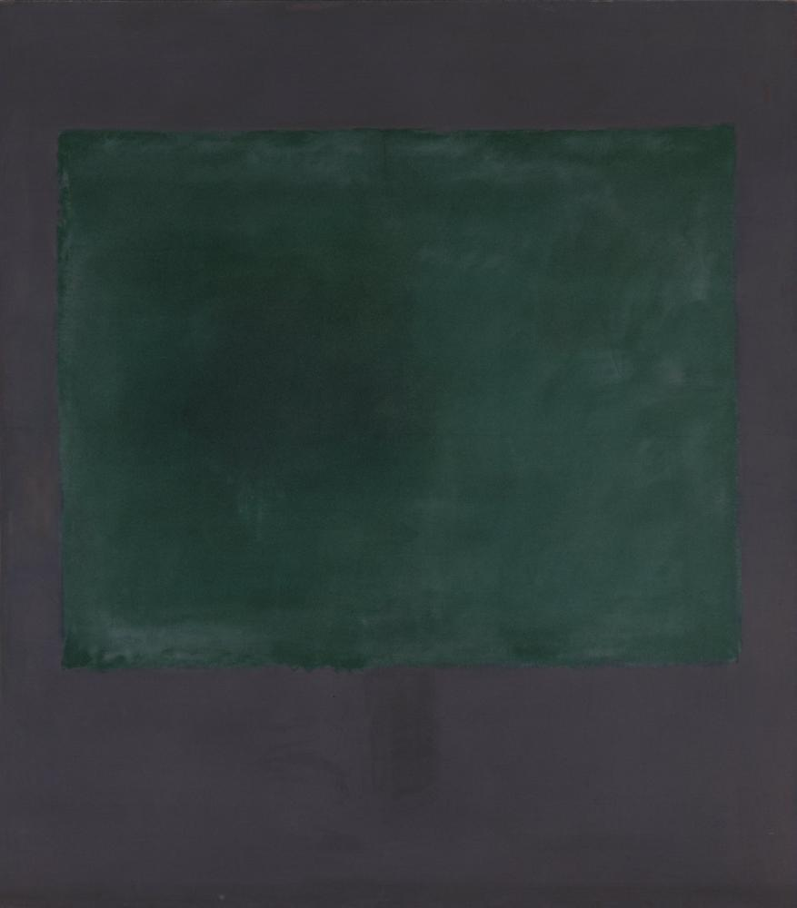 Mark Rothko Mor Üzerinde Yeşil Başlıksız, Kanvas Tablo, Mark Rothko, kanvas tablo, canvas print sales