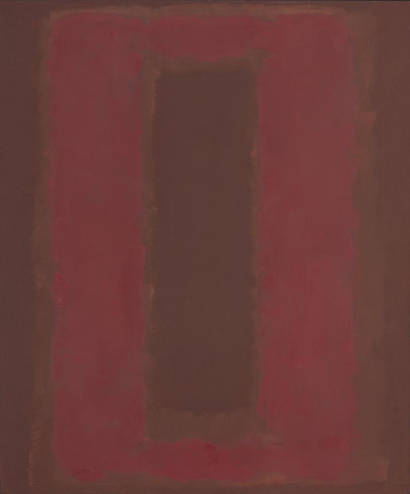 Mark Rothko Red In A New Light, Canvas, Mark Rothko, kanvas tablo, canvas print sales