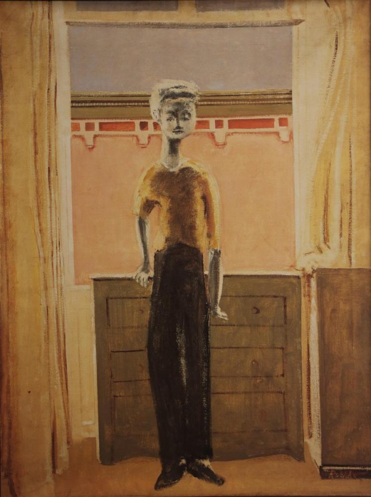 Mark Rothko Portrait Untitled I, Canvas, Mark Rothko, kanvas tablo, canvas print sales